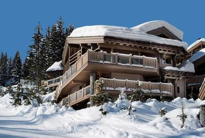 Luxury chalets in Courchevel, chalet Karakoram