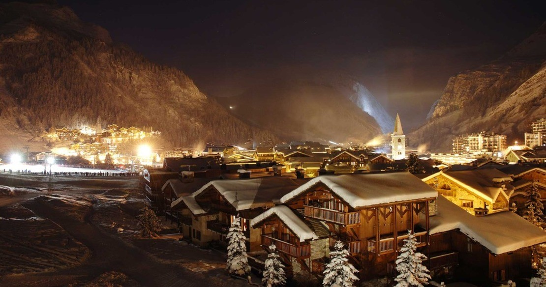 Luxury chalets and hotels in Val d'Isere France