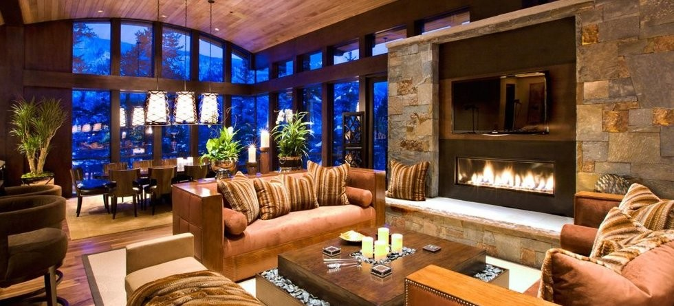Luxury Hotel The Little Nell Aspen Colorado Usa Luxury