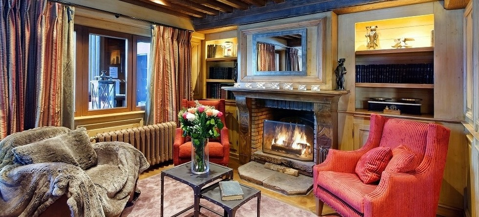 Luxury chalets in Courchevel exude style and taste