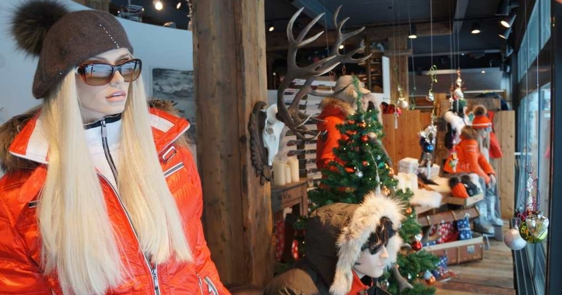 Christmas ski deals - always a great time to go shopping