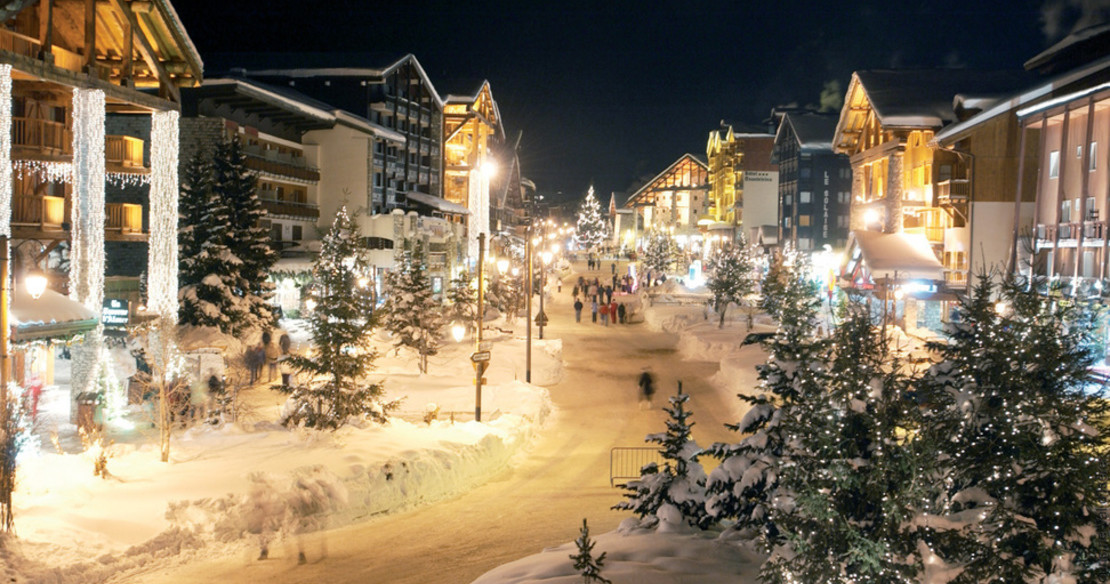 Chalet and hotel holidays in Val d'Isere