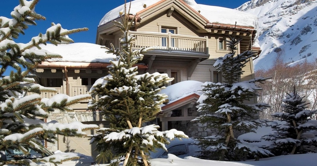 Chalet Black Pearl Val d'Isere