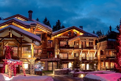 Hotel La Sivoliere, Courchevel